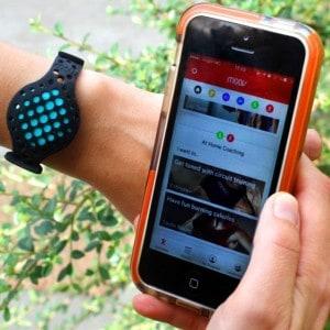 Bracelet d'activité Moov Now : le test
