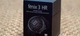 Garmin Fenix 3 Sapphire HR : le test