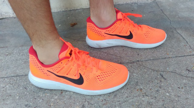the latest 1e89d 64bcf Nike Lunarglide 8   le test