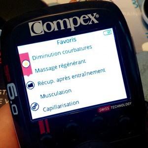 Test Compex SP 6.0 : un kiné à domicile, vraiment ?