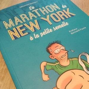 On a lu pour vous Le marathon de New-York à la petite semelle