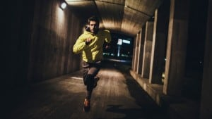 Relativiser l'importance de la course à pied