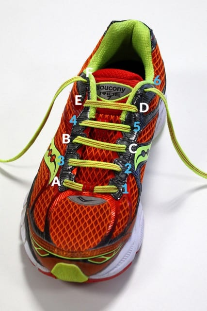 différentes-façon-lacer-chaussures-running - 1