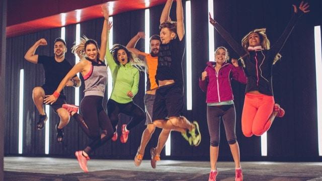 Les runners ont du coeur