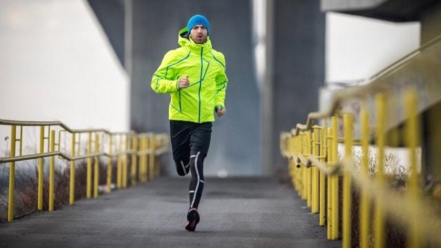 reprise running après coupure