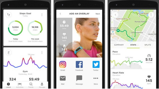 TomTom-sport-application