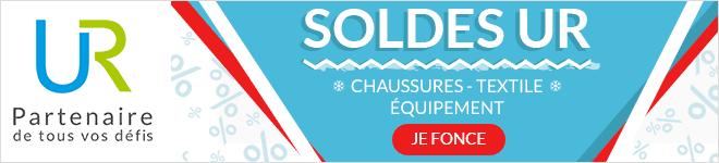 Soldes Running  Chaussures - Textile - Equipement du 11 Janvier au 21 Février 2016 sur Univers-Running.com