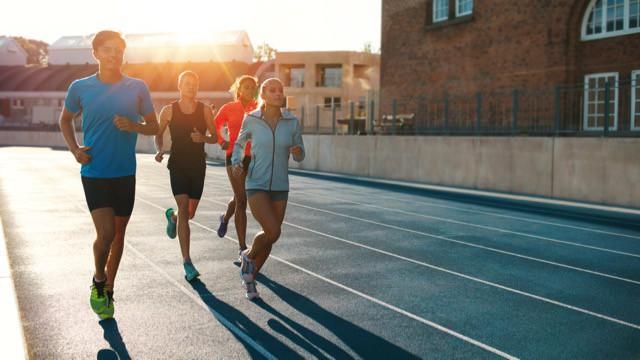 esprit de compétition running