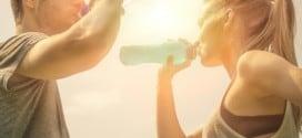 L'hydratation avant, pendant, et après la course