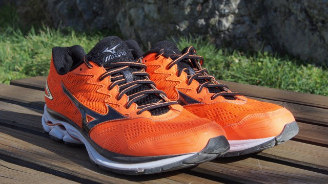 Mizuno Wave Rider 20 Test