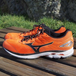 Mizuno Wave Rider 20 : le test