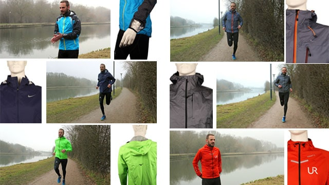 Imperméables Running amp; Comparatif Trail Test Vestes H8UXwqEqx