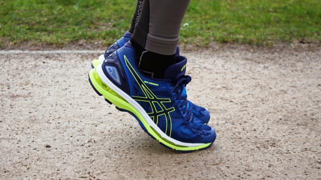 chaussure running ASICS GEL NIMBUS 19 M avis test