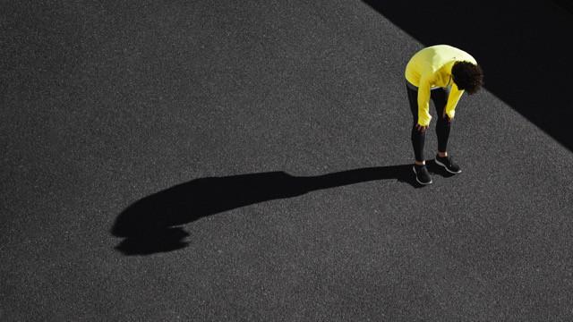 courir quand on est moins bon