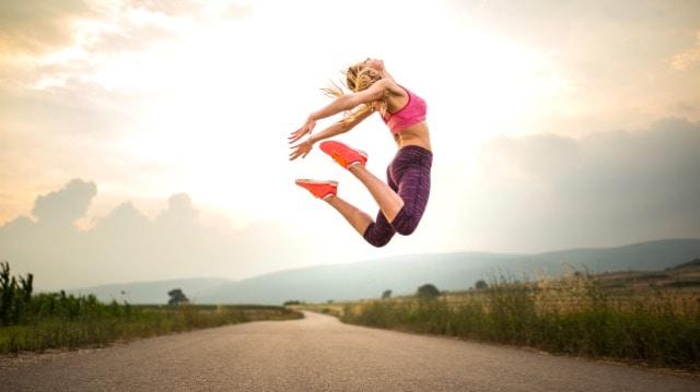 Le running bon pour la santé