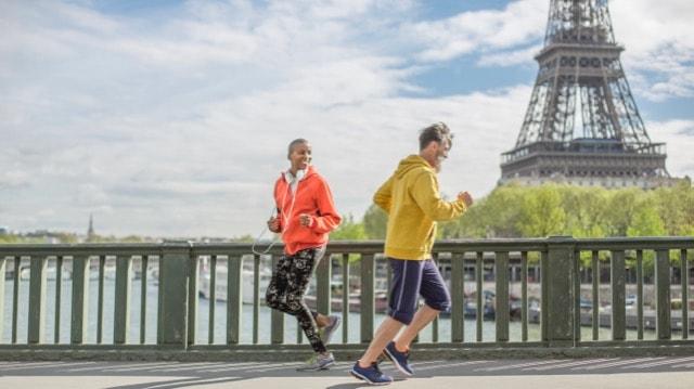 les meilleurs parcours running à Paris