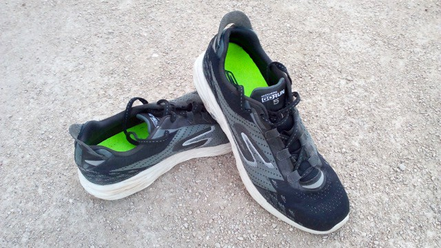Skechers GO Run 5 test avis - 4