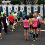Le stress d'avant course ou le caca de la peur