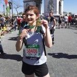 Le premier marathon d'une coureuse ordinaire