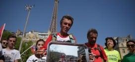 Serge Girard, récit d'un tour du monde en courant