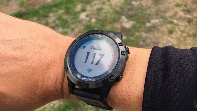 Garmin fenix 5 test avis