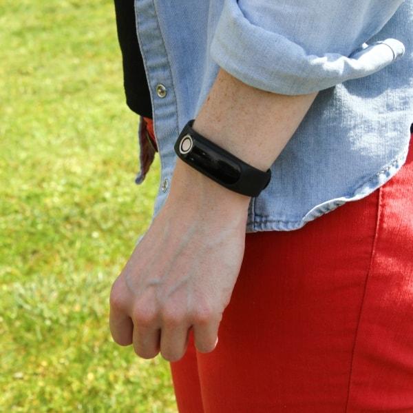 Bracelet d'activité TomTom Touch : le test