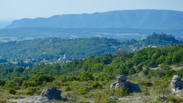 trail-de-haute-provence-forcalquier - 1