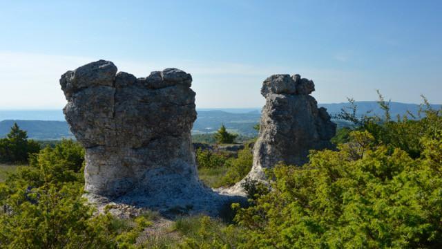 trail-de-haute-provence-forcalquier-mourres - 1
