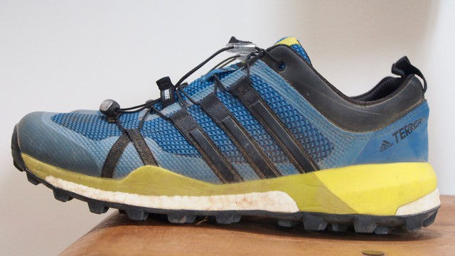 exclusive range shopping detailed look adidas Terrex Skychaser : le test