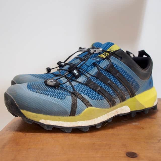 adidas Terrex Skychaser : le test Globe Runners