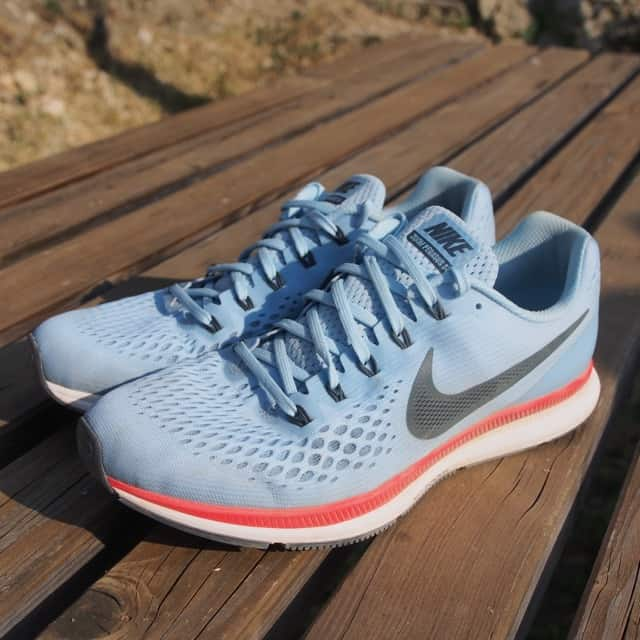 07b86840118 Nike Air Zoom Pegasus 34   le test