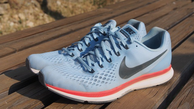 cost charm release date new photos Nike Air Zoom Pegasus 34 : le test