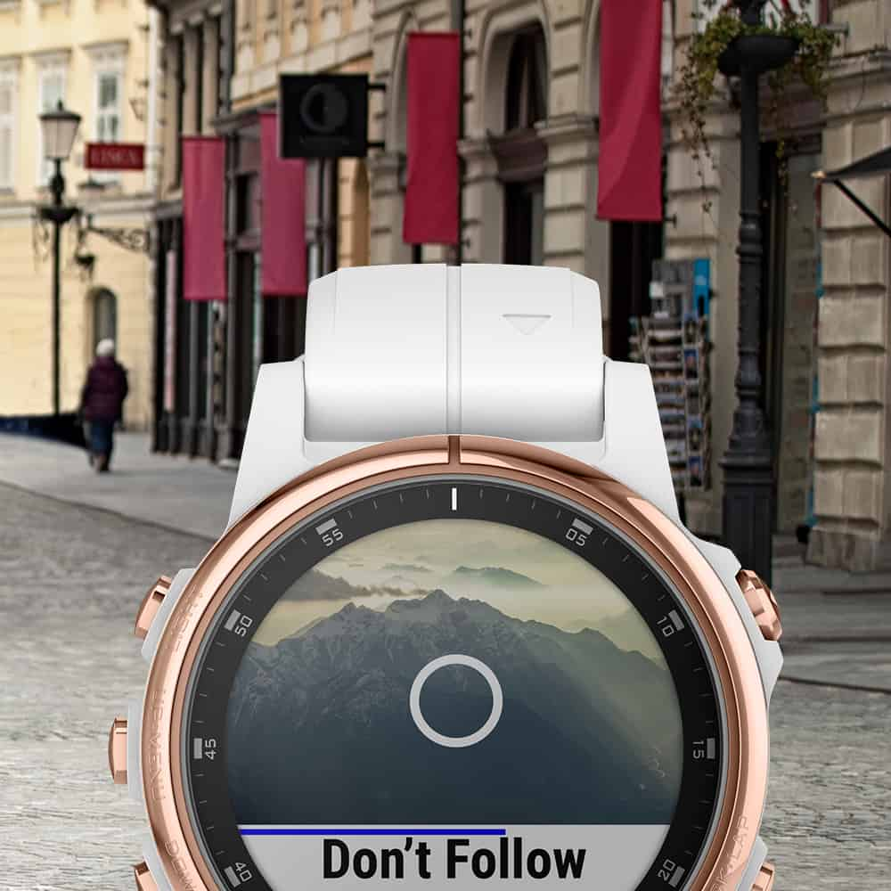 garmin fenix 5 plus design