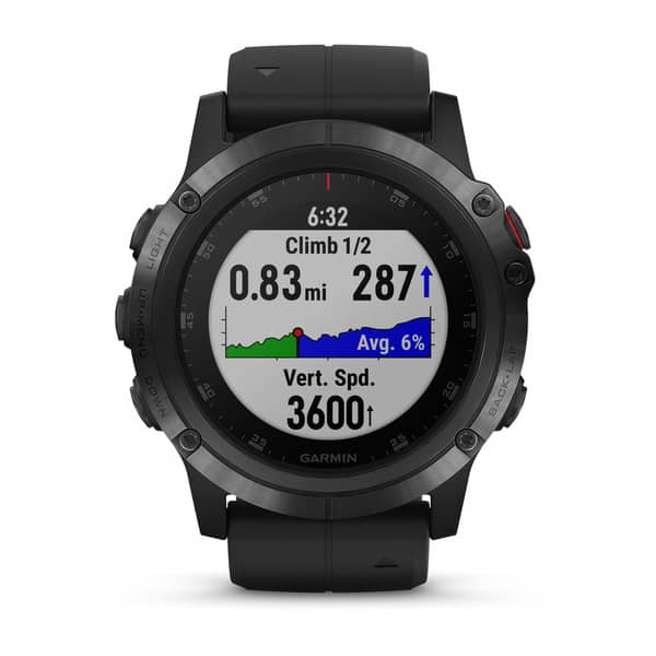 Garmin Fenix 5S / 5 / 5X plus : musique, cartographie, paiement,…