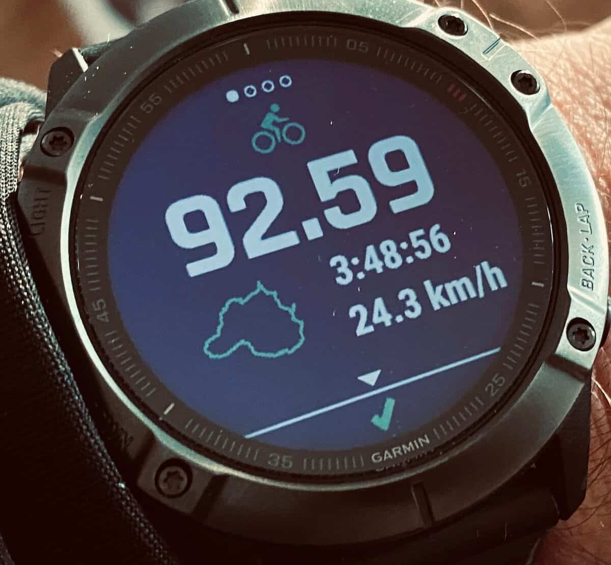 Garmin Fenix 6 : tests et avis